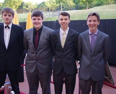 Thornden School Prom 2013