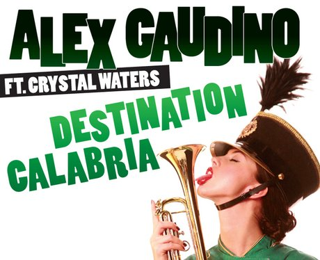Alex Gaudino Destination Calabria single cover