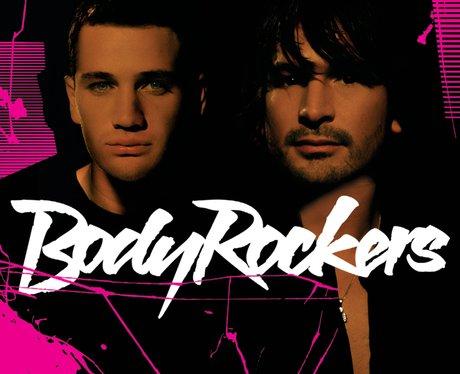 Bodyrockers I Like The Way You Move single cover