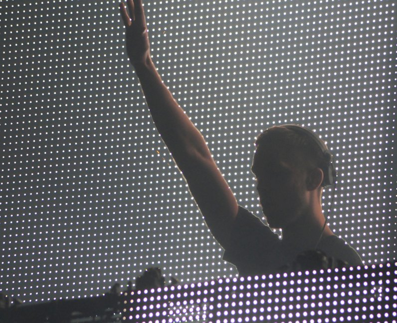 Calvin Harris T in the Park 2013
