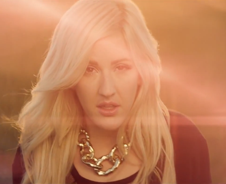 Ellie Goulding 'Burn' Video