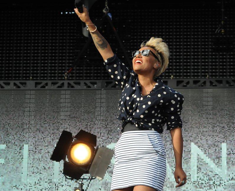 Emeli Sande at T in the Park 2013