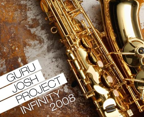 Guru Josh Project Infinity 2008 single cover