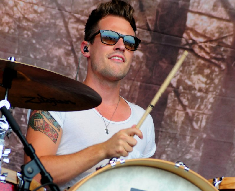 Lawson at T in the Park 2013