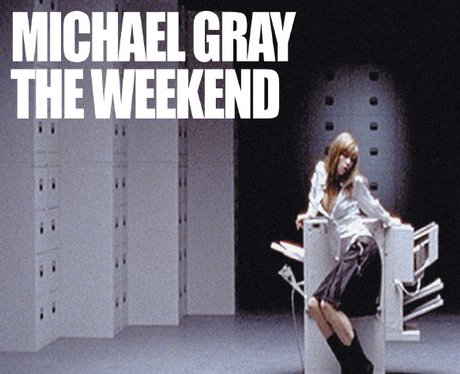 Michael Gray The Weekend single cover