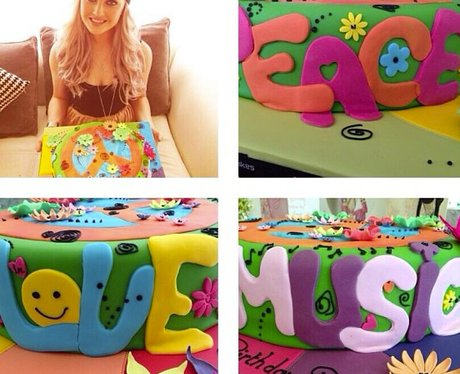 Perrie Edwards Birthday Instagram