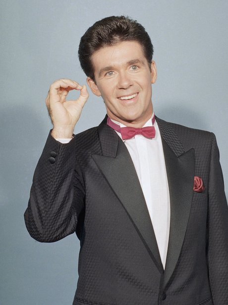Robin Thicke father Alan Thicke