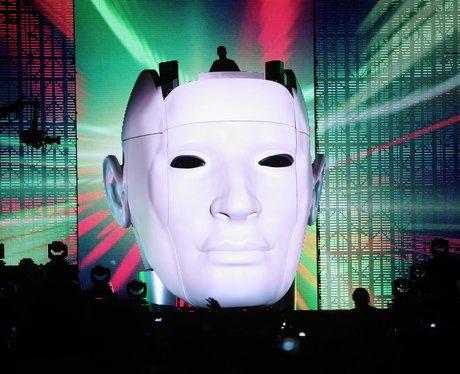 Avicii performs at Austin City Limits Music Festiv