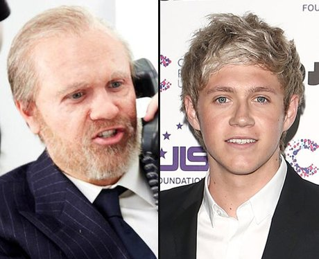 Nial Horan Transformation