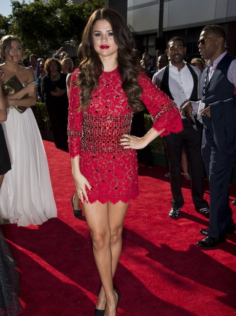 Selena Gomez at the ESPY Awards 2013