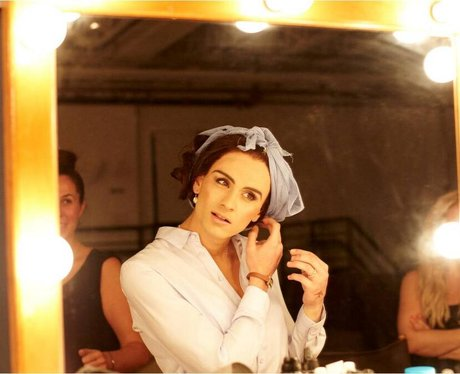 It Was Actually Quite Terrifying How Well Zayn Pulled Off A Womans Hairstyle Which Says LOT The Best Song Ever