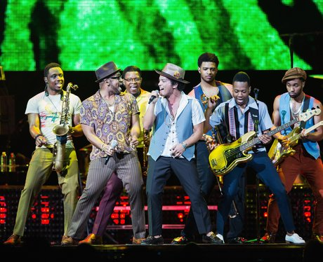 Bruno Mars 'Moonshine Jungle' Tour in Washington