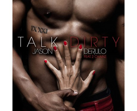 Jason Derulo's 'Talk Dirty' artwork