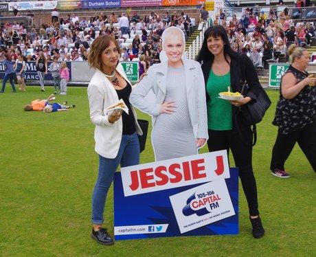 Jessie J at DCCC