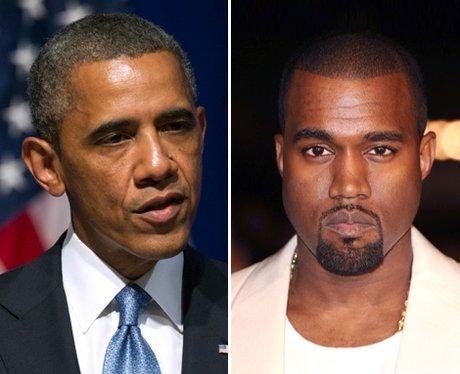 Kanye West or Barack Obama?