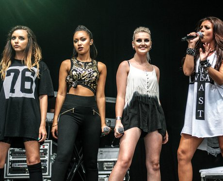Little Mix at Access all Eirias