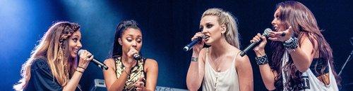 Little Mix at Access all Eirias