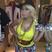 Image 2: Nicki Minaj poses in some designer clothes