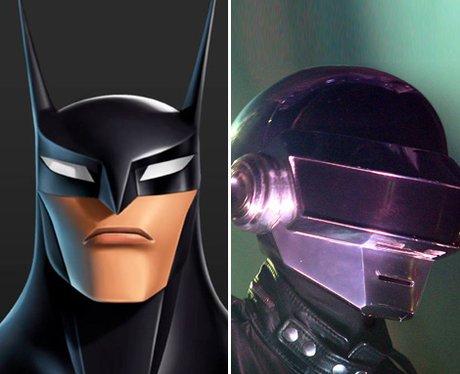 Pop Stars and Batman