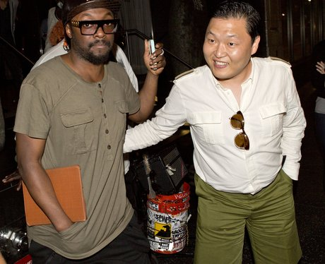 Psy and Will.i.am together