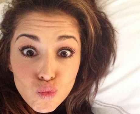 Cheryl Cole on instagram