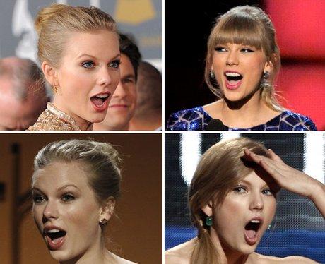 Taylor Swift Suprised