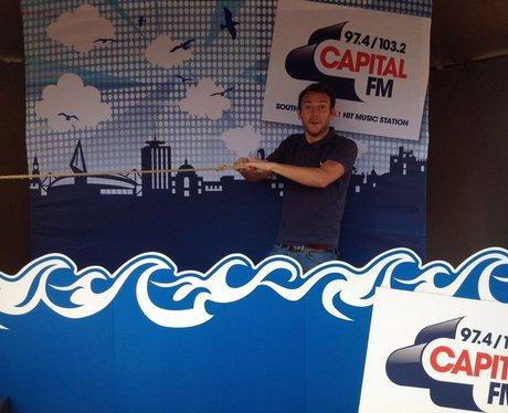 Capital Beach Party at Cardiff Bay Beach