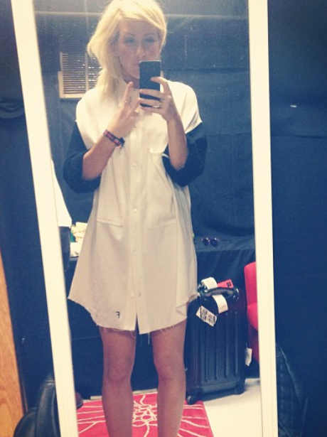 Ellie Goulding instagram