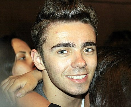 Nathan Sykes with fans