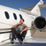 Image 2: Calvin Harris private jet