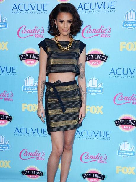 Cher LLoyd Teen Choice Awards 2013