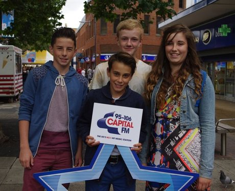 Commercial Road Stars