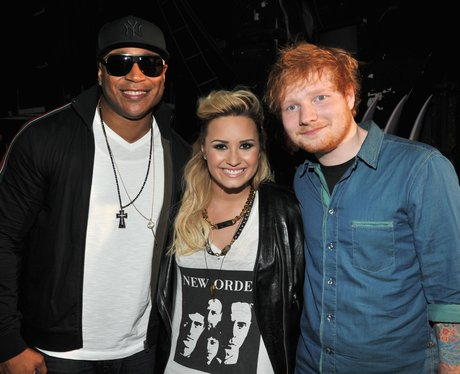 Demi Lovato, Ed Sheeran and LL Cool J Teen Choice