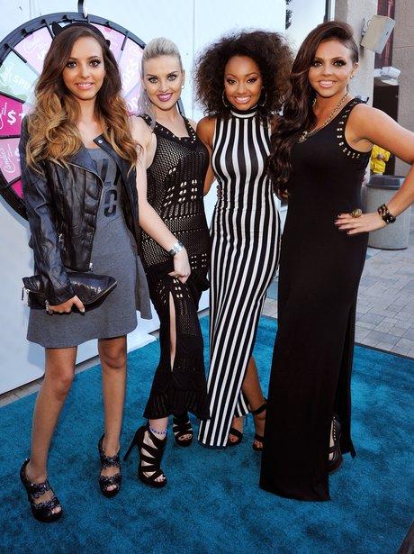 Little Mix Teen Choice Awards 2013