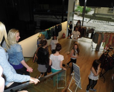 Manchester College Brings Minnie's Boutique to Man