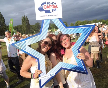 Capital FM @ HOLI 1 Festival Manchester 2