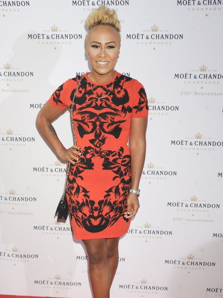 Emeli Sande at Moet event