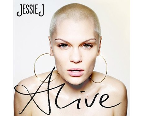 Jessie J's 'Alive' album artwork