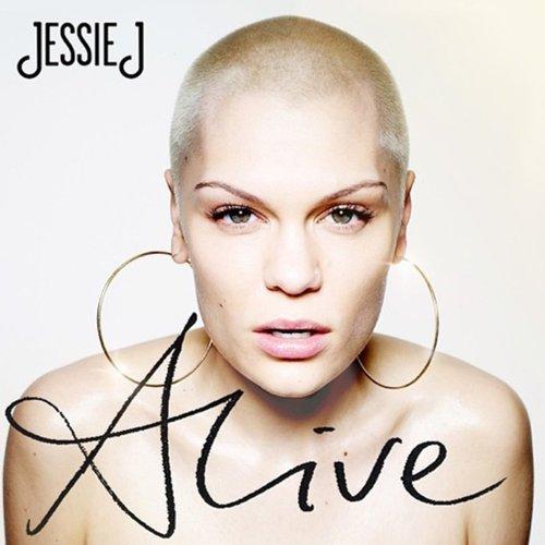 Jessie J 'Alive' album artwork