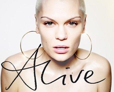 Jessie J 'Alive' Album Cover