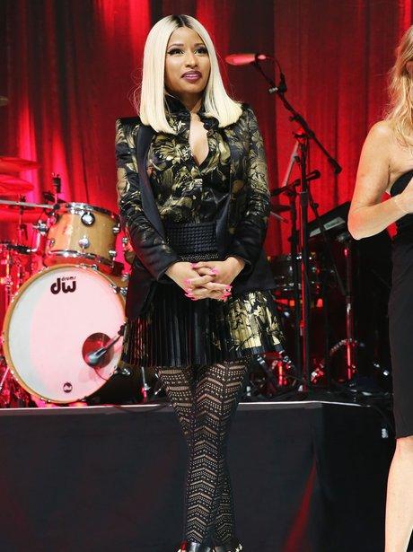 Nicki Minaj at the hip hop awards