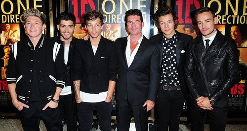 One Direction To Sing At Simon Cowell S Wedding Capital