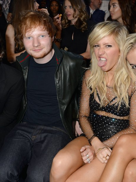 Harry Styles, Ed Sheeran, Ellie Goulding