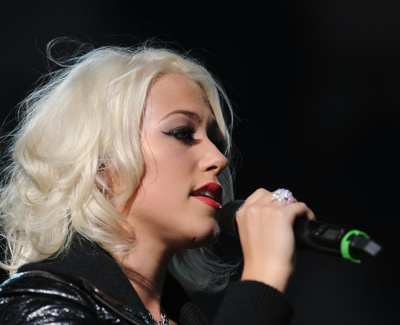 Amelia Lily takes to the stage at Fusion Festival 2013 in Birmingham