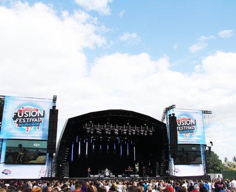 Backstage Fusion Festival