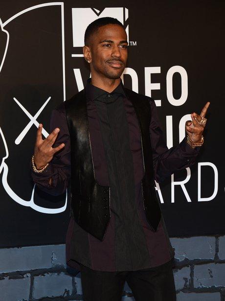 Big Sean MTV VMAs 2013