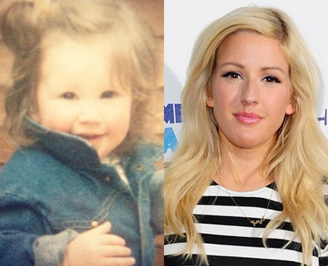 Ellie Goulding Baby Picture