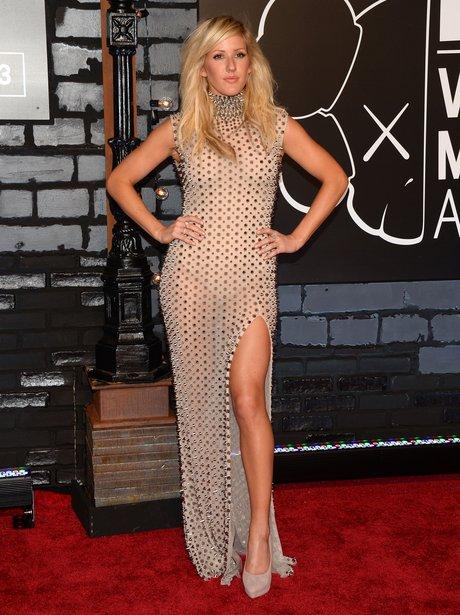 Ellie Goulding MTV VMAs 2013