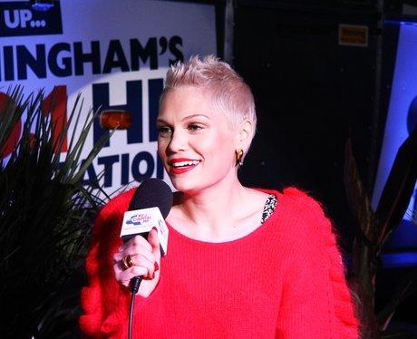 Jessie J Backstage