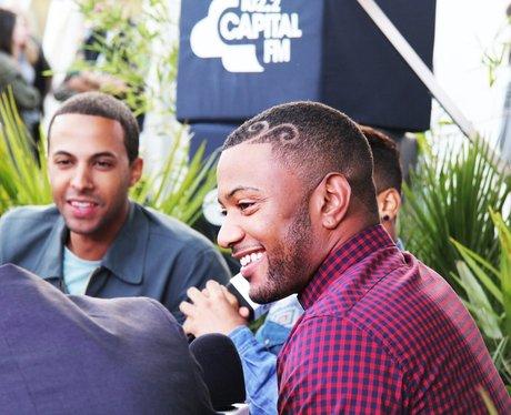 JLS Backstage
